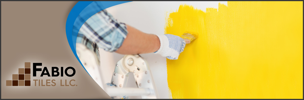 Fabio Tiles, LLC Offers Painting in Plymouth, MA