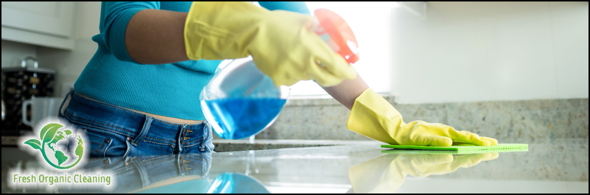 Fresh Organic Cleaning Services Performs Residential Cleaning in Odessa, TX