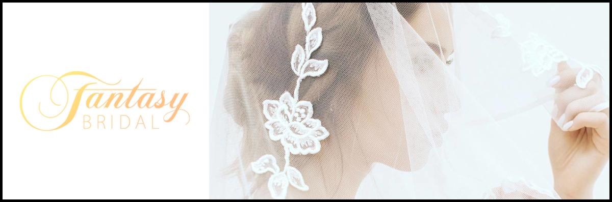 Fantasy Bridal Boutique Sells Bridal Accessories in Kinnelon, NJ