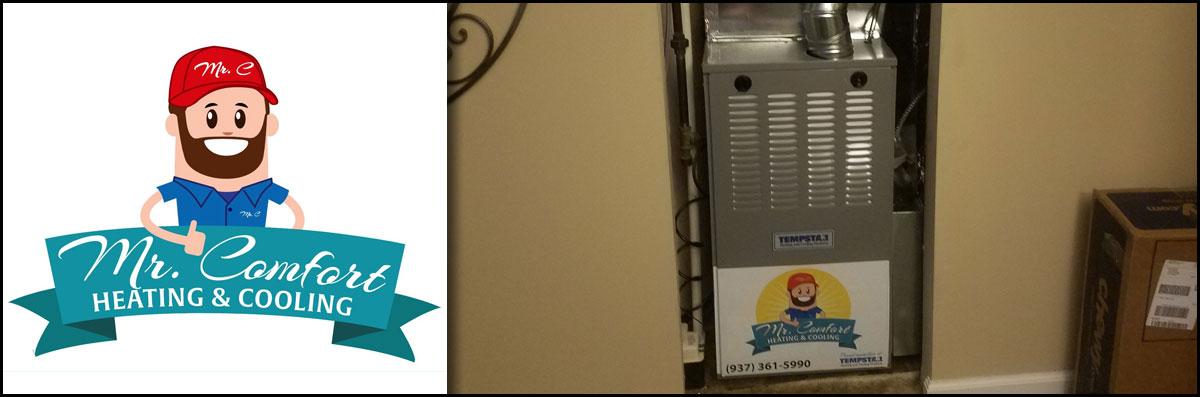 Mr. Comfort HVAC, LLC Performs Residential HVAC Repair in Miamisburg, OH