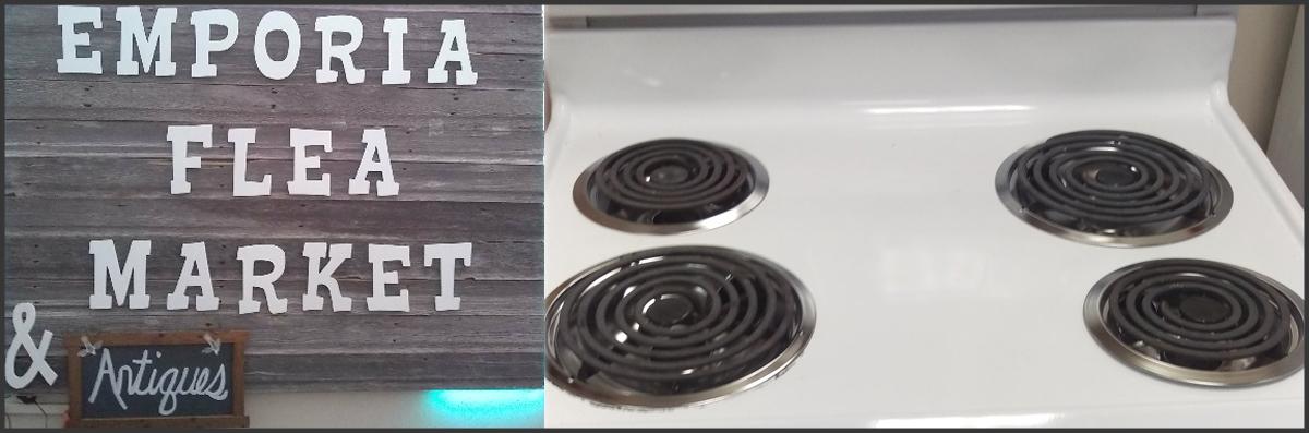 Emporia Flea Market & Antiques  offers Appliances in Emporia, KS