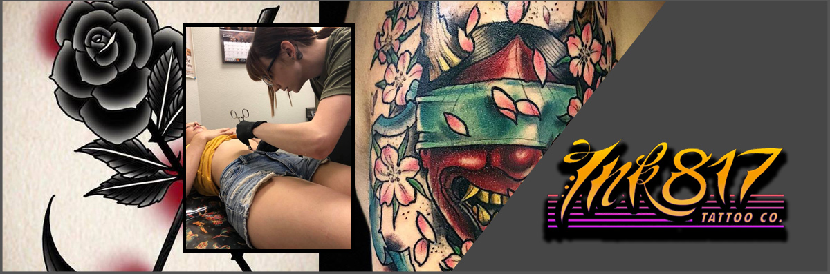 Ink817 Tattoo Co. Offers Piercings in Fort Worth, TX