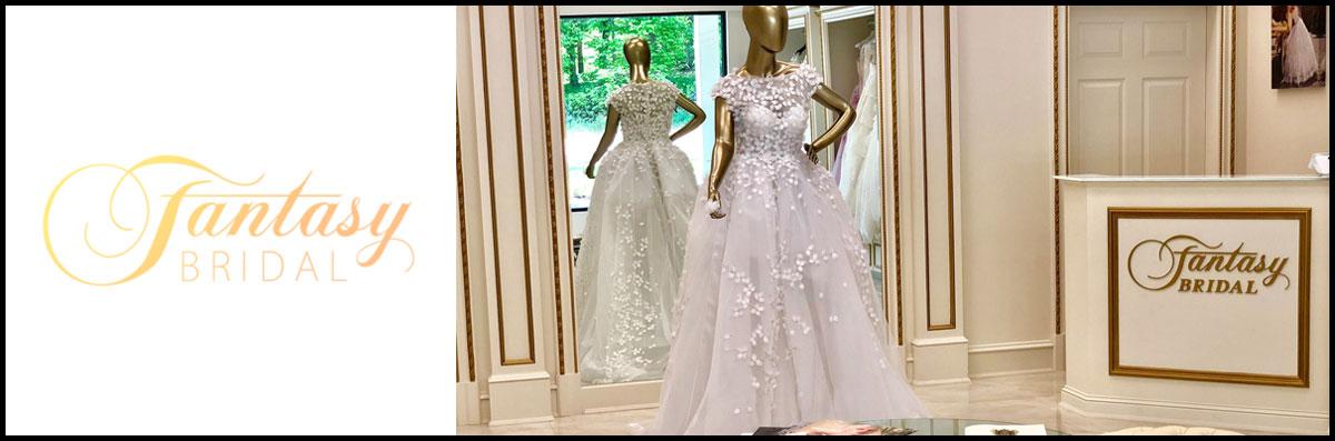 Fantasy Bridal Boutique Does Alterations in Kinnelon, NJ