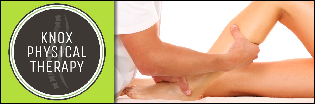 Knox Physical Therapy Does Massage Therapy in Knoxville, TN
