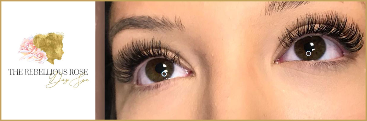 The Rebellious Rose Day Spa Offers Eyelash Extensions In Purvis Ms