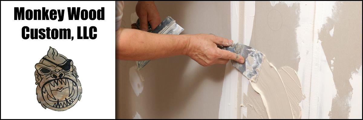 Monkey Wood Custom, LLC Provides Drywall Repair in Polk City, FL