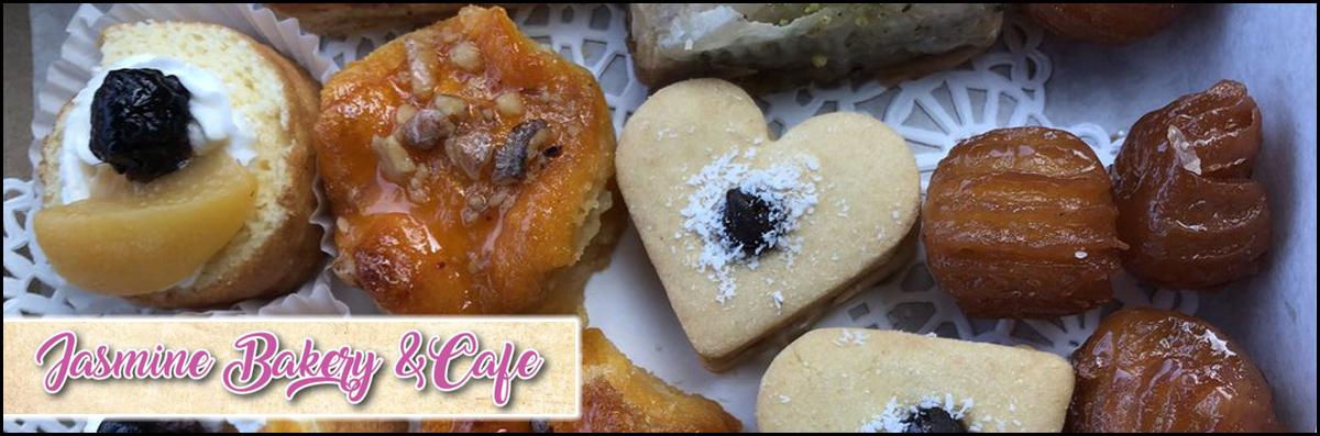 Jasmine Bakery & Cafe Makes Desserts in Gaithersburg, MD