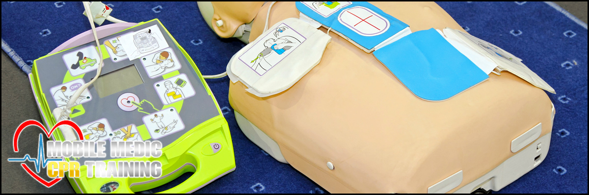 Mobile Medic CPR Training  Provides AED Training in Las Vegas, NV