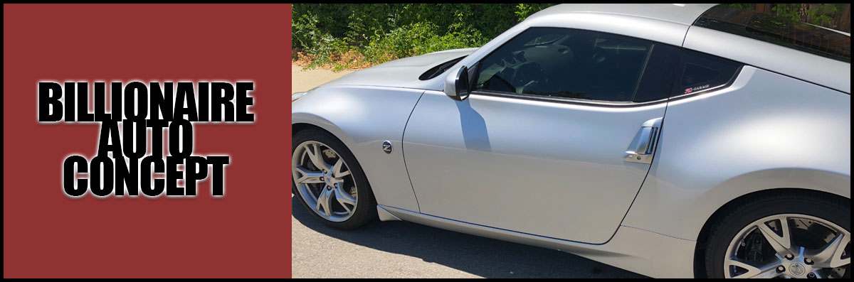 Window Tinting Sacramento >> Billionaire Auto Concept Offers Automotive Window Tinting In