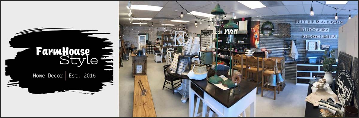 Farmhouse Style Is A Furniture And Antiques Store In