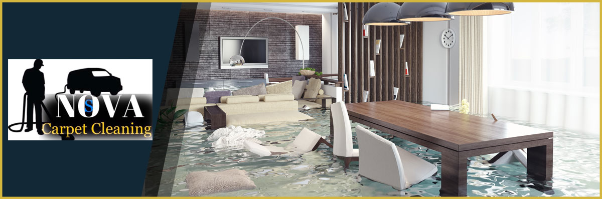 NOVA STEAMERS Offers Water Damage Restoration in Gainesville, VA