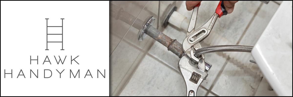 Hawk Handyman Does Plumbing Repairs in Kansas City, KS