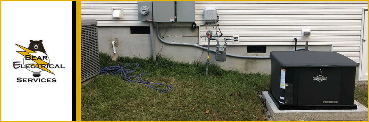 Bear Electrical Services, LLC is a Briggs & Stratton Dealer in Clayton, NC