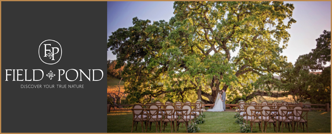 Field & Pond Provides an Event Venue in Winters, CA