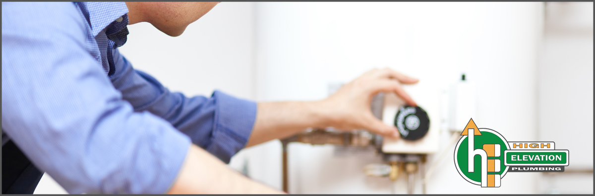High Elevation Plumbing Offers Water Heater Services in Littleton, CO