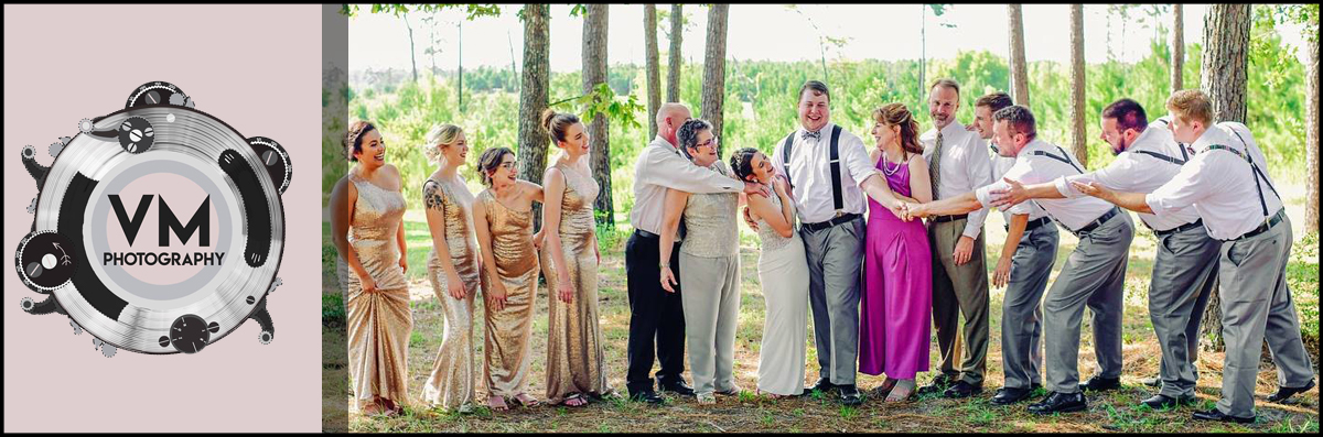 Valeria May Photography Offers Wedding Photography in College Station, TX