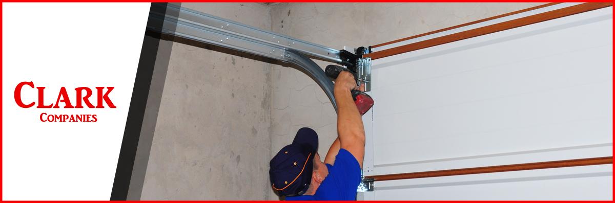 Clark Companies Offers Garage Door Repair in Russell Springs, KY