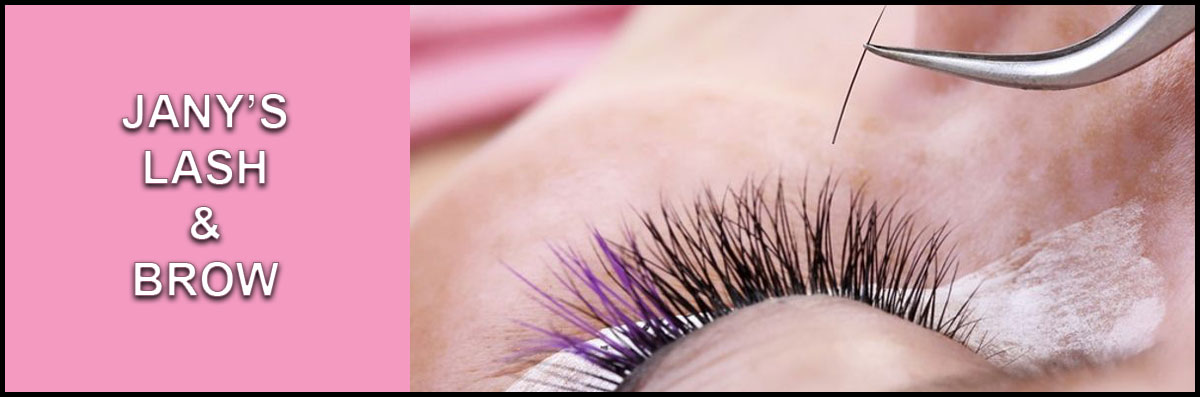 Janys Lash And Brow Is A Beauty Salon In Fayetteville Nc