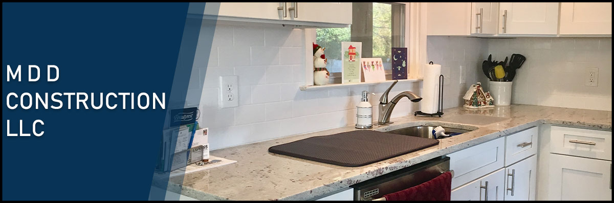 M D D Construction, LLC Specializes in Kitchen Renovation in Springfield, PA