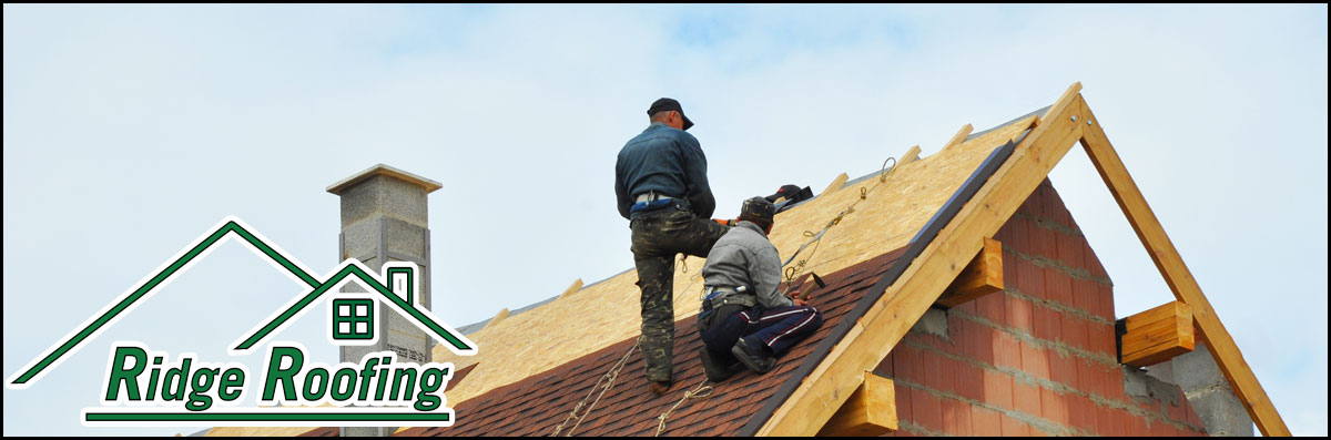 Ridge Roofing, LLC Does Roofing Installations in Asheville, NC