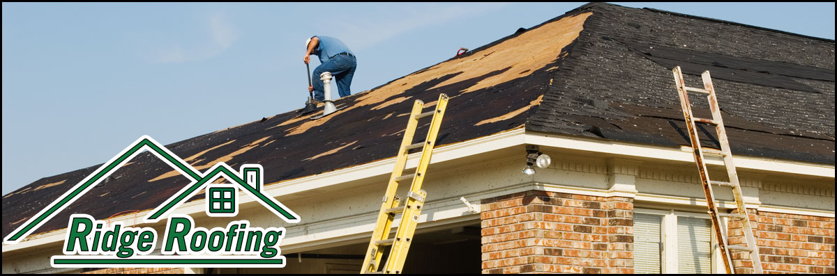 Ridge Roofing, LLC Does Roofing Repair in Asheville, NC