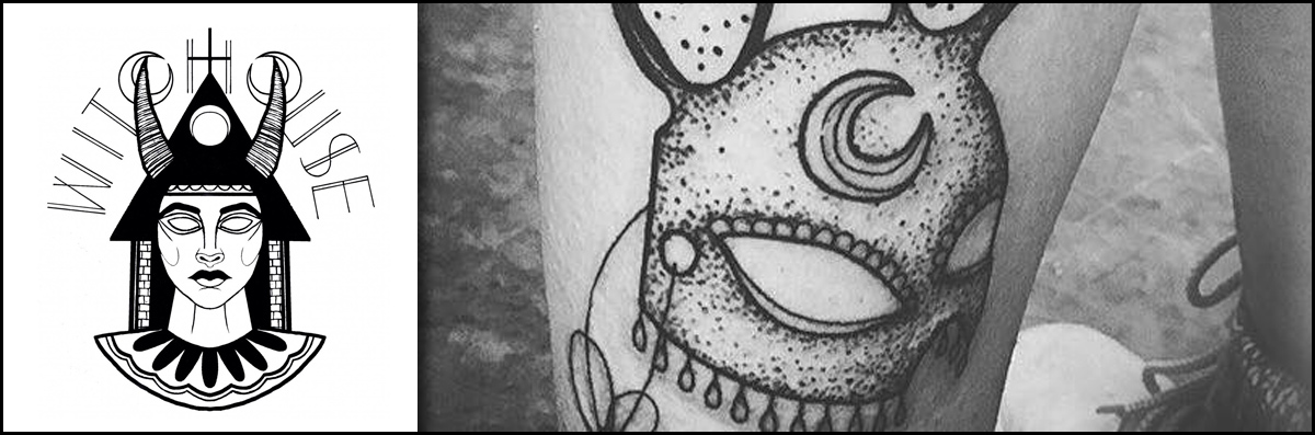 Dot Work Tattoo