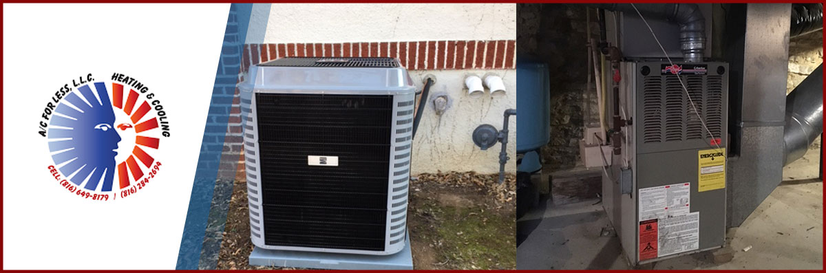 A/C For Less L.L.C. Offers Heating and AC Maintenance in Kansas City, MO