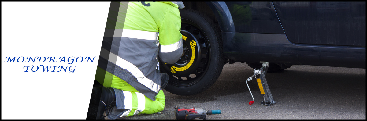Mondragon Towing Provides Tire Changing Services in Lakewood, CA