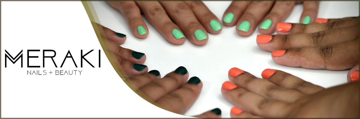 MERAKI Nails and Beauty Specializes in Manicures in Danbury, CT