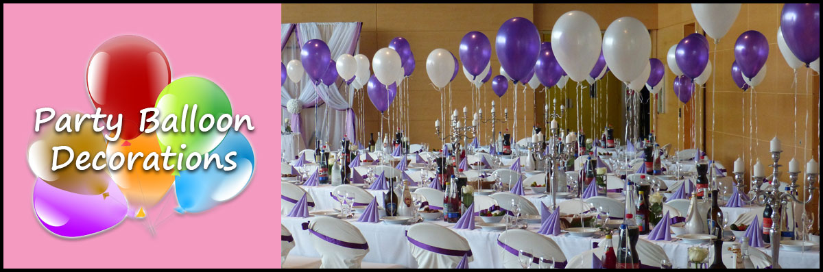 Party Balloon Decorations Specializes in Balloon Decorations in Orland Park, IL