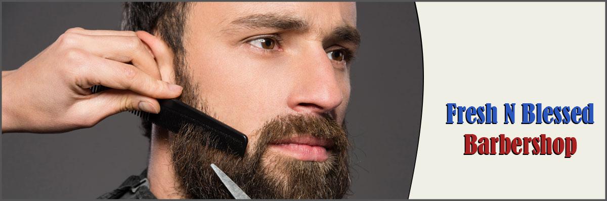 Fresh N Blessed Barbershop Does Beard Trims in Irving, TX