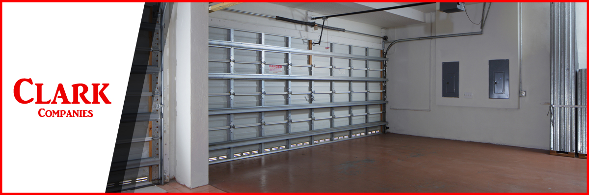 Clark Companies offers Garage Door Sales in Russell Springs, KY