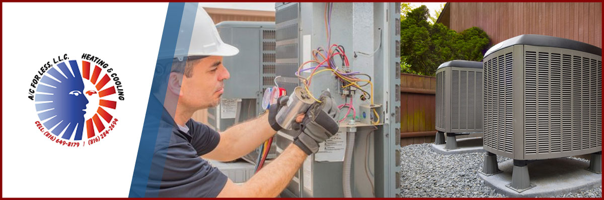 A/C For Less L.L.C. Offers Commercial and Residential HVAC Install in Kansas City, MO