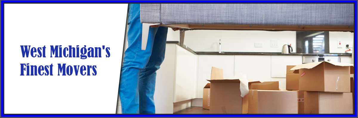 West Michigan's Finest Movers Offers Residential Moving in Grand Rapids, MI