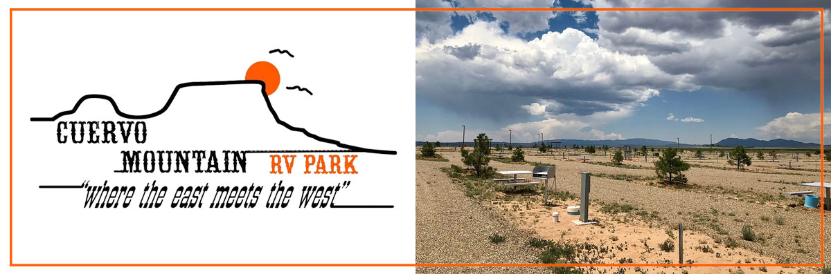 Cuervo Mountain RV Park & Horse Hotel Has an RV Park Campsite in Stanley, NM
