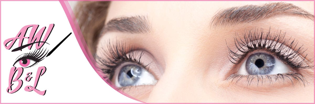 AW Brows and Lashes provides the specialized service of