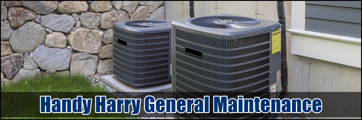 Handy Harry General Maintenance  Does HVAC Services in Springfield, IL