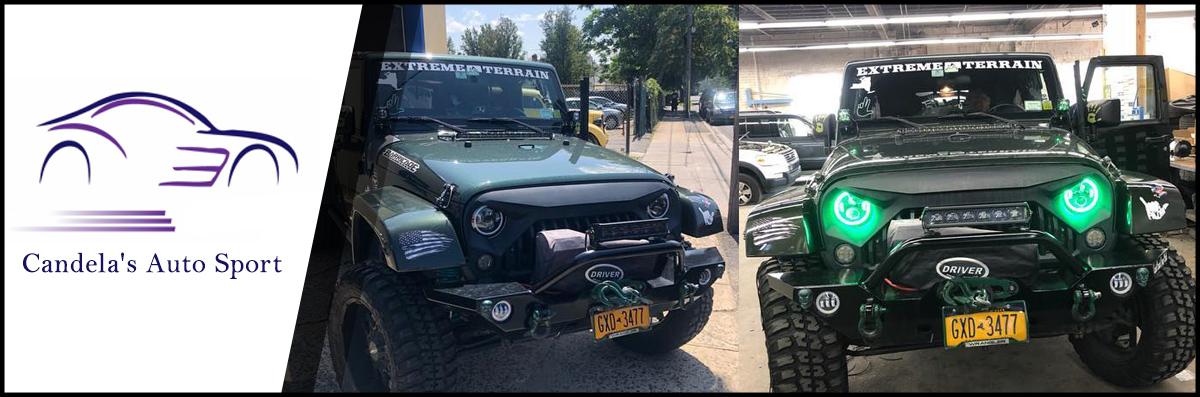 Candela's Auto Sport Installs Auto Accessories in West