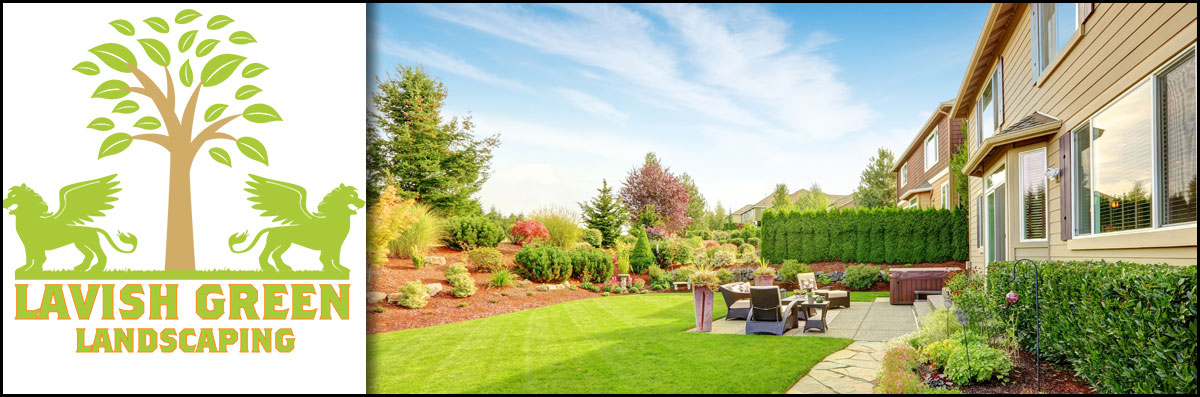 Lavish Green Landscaping Does Landscaping in Houston, TX