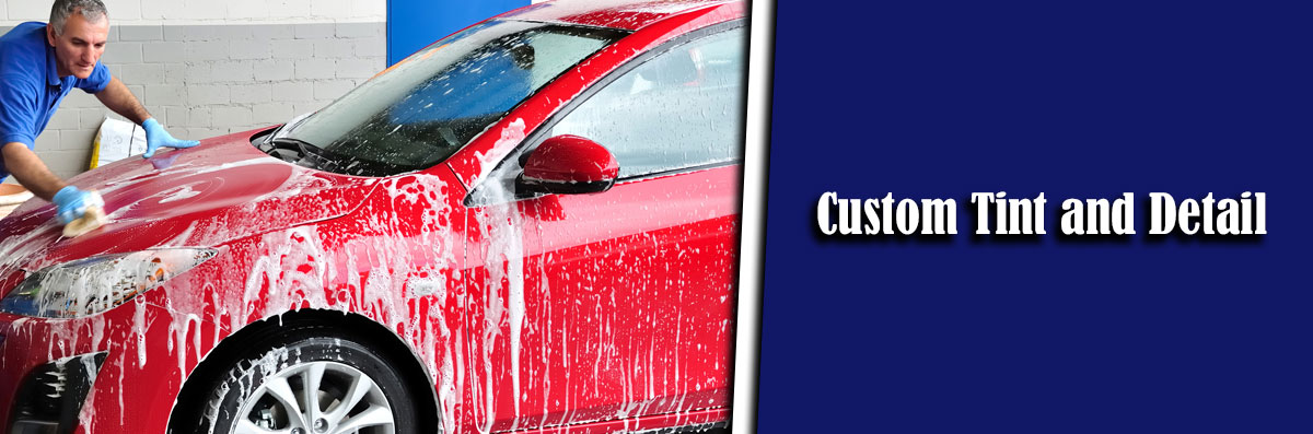 Custom Tint And Detail Does Car Wash In Louisville Ky
