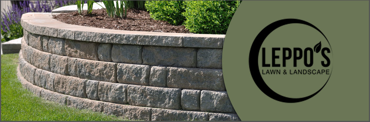 Leppo's Lawn & Landscape Does Retaining Walls in Spring Grove, PA