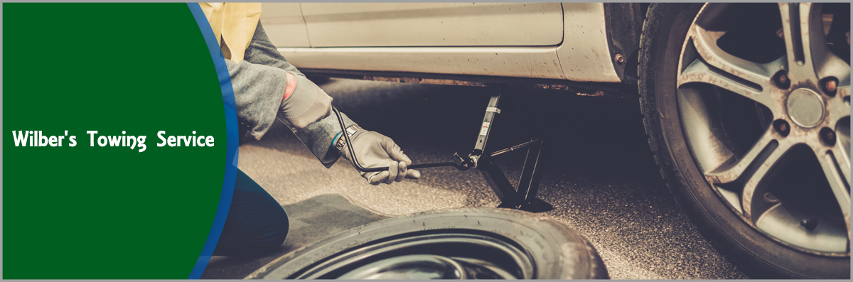 Wilber's Towing Service Offers Tire Change Services in Woodbridge, VA