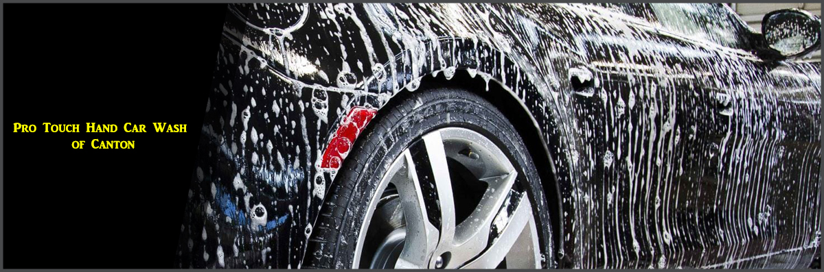 Pro Touch Hand Car Wash of Canton Offers Car Wash Service in Canton, GA