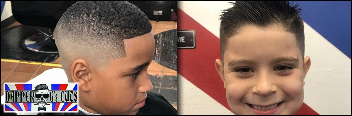 Dapper G Cuts Barbershop Is A Barbershop In San Antonio Tx