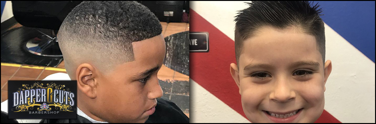 Dapper G Cuts Barbershop Does Kids Haircuts In San Antonio Tx