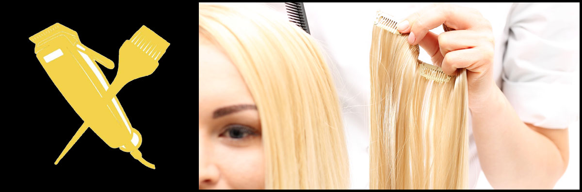 Fades & Shades Hair Studio Does Hair Extensions in Los Angeles, CA