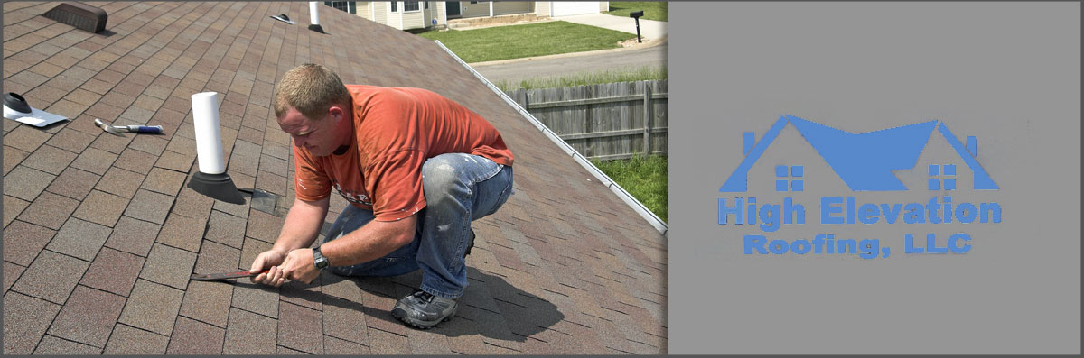 High Elevation Roofing Does Roof Repair in Flagstaff, AZ