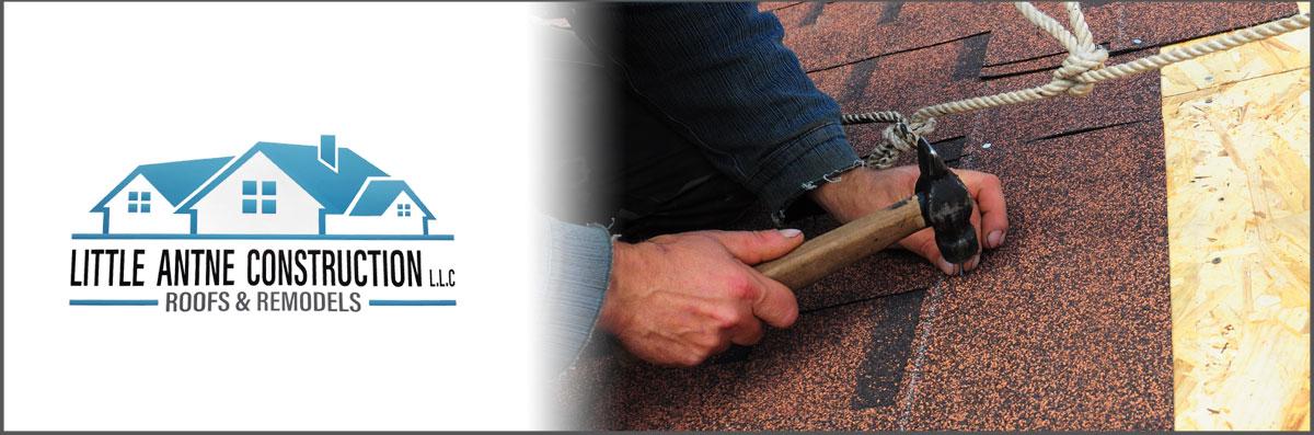 Little Antne Construction L.L.C. Does Roofing in Riverton, UT