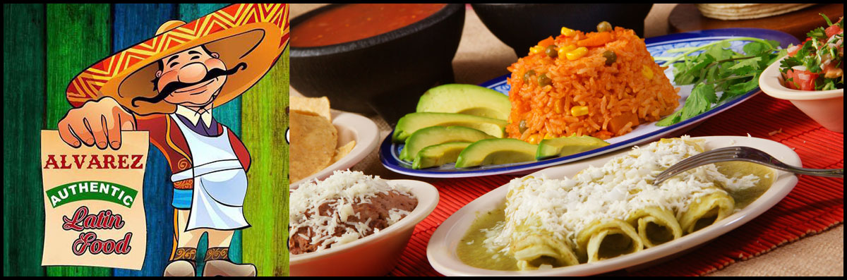 Alvarez Authentic Latin Food 2 Specializes in Mexican Cuisine in Tampa, FL