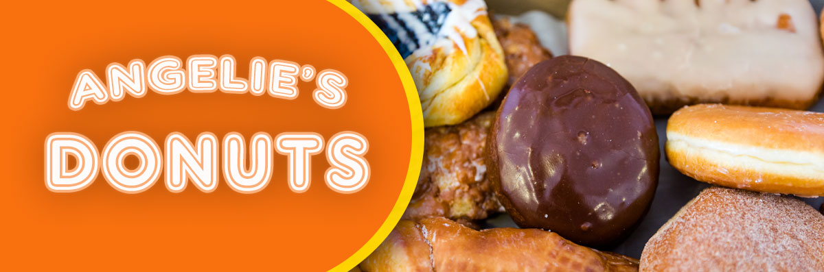 Angelie's Donuts Sells Donuts in Friendswood, TX